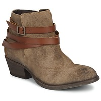 Shoes Women Ankle boots Hudson HORRIGAN Brown