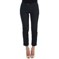 Clothing Women Chinos D&G Polka Dotted S 19