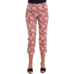 Clothing Women Chinos D&G Pink Floral Br 594