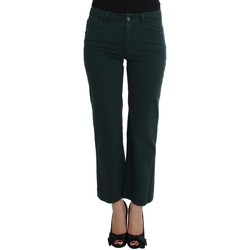 Clothing Women Jeans D&G Green Cotton S 25