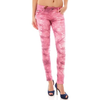 Clothing Women Chinos Sexy Woman Women's Trousers In pink