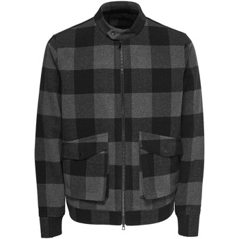 Clothing Men Jackets Only & Sons  Men's Jacket In Bl 38