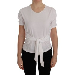 Clothing Women Short-sleeved t-shirts D&G White Cotton S 1