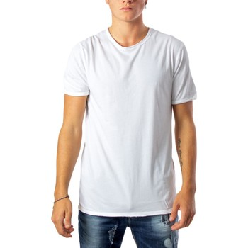 Clothing Men Short-sleeved t-shirts Only & Sons  Men's T-Shirt In W 1