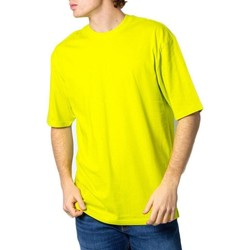 Clothing Men Short-sleeved t-shirts Only & Sons  Men's T-Shirt In G Green