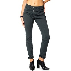 Clothing Women Chinos Please Women's Trousers In Gre Green