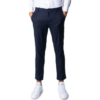 Clothing Men Chinos Over-D Men's Trousers In Blue 19