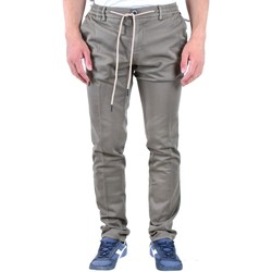 Clothing Men Chinos Mason's Men's Trousers In Brown 28