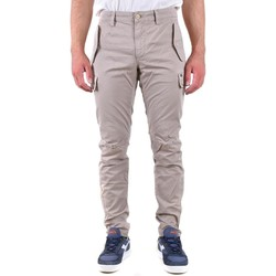 Clothing Men Chinos Mason's Men's Trousers In Beige 6887