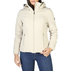 Clothing Women Jackets Yes Zee Womens Jackets Brown