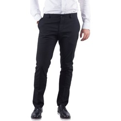 Clothing Men Chinos Selected Men's Trousers In Bla 38
