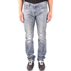 Clothing Men Straight jeans Armani jeans Men's Jeans In Bl Blue