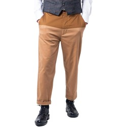 Clothing Men Chinos Imperial Men's Trousers In Bro 28
