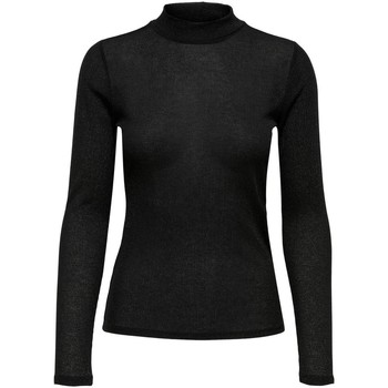 Clothing Women Jumpers Only Women's T-Shirt In Black 38