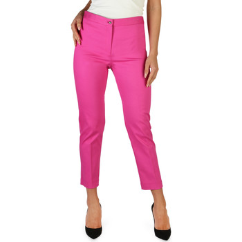 Clothing Women Chinos Fontana Womens Trousers Violet