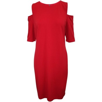 Clothing Women Short Dresses MICHAEL Michael Kors Red Cold red