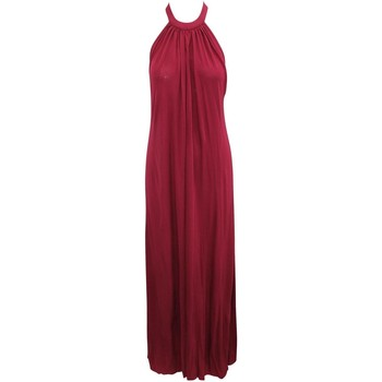 Clothing Women Long Dresses Reformation Bare Back Maxi Red red