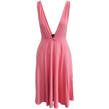 Clothing Women Short Dresses Reformation Maxi Pink Dress Wi pink