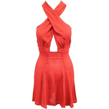Clothing Women Short Dresses Reformation Little Red Dress W red