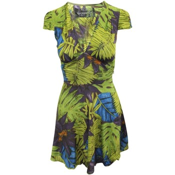 Clothing Women Short Dresses Reformation Purple, Green And 594