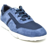 Shoes Men Low top trainers Tod`s Men's Sneakers In Blue Blue