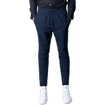 Clothing Men Tracksuit bottoms Only & Sons  Men's Trousers In Black