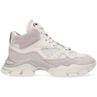 Shoes Women Hi top trainers Bronx Chaussure  Tayke-Over blanc/gris