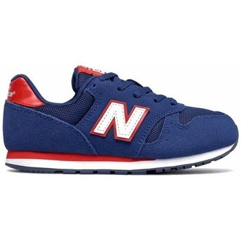 Shoes Children Low top trainers New Balance 373 Navy blue