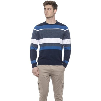 Clothing Men Jumpers Conte Of Florence Prussianblue Blue