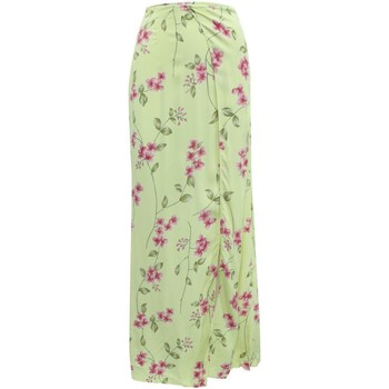Clothing Women Skirts Reformation Yellow Floral Prin 594