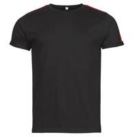 Clothing Men Short-sleeved t-shirts Yurban  Black