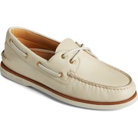 Shoes Men Boat shoes Sperry Top-Sider Gold A/O 2-Eye Boat Shoe Cream
