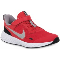 Shoes Children Low top trainers Nike Revolution 5 Psv Red