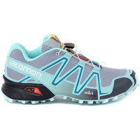 Shoes Men Running shoes Salomon SPEEDCROSS 3  LIGHT ONIX    130,0