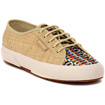 Shoes Women Low top trainers Superga AML MLTICOLOR     77,9