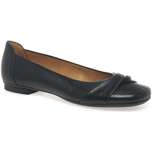 Shoes Women Flat shoes Gabor Frost Womens Ballerina Pumps black
