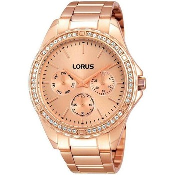 Watches & Jewellery  Women Analogue watches Lorus RP650BX9 Rose Gold Stainless Steel Strap Ladies Watch parent