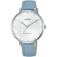 Watches & Jewellery  Women Analogue watches Lorus RG269PX9 Blue Leather Strap Ladies Watch parent
