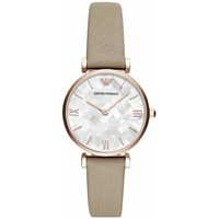 Watches & Jewellery  Women Analogue watches Armani AR11111 Mother Of Pearl Mosaic Dial Ladies Watch parent
