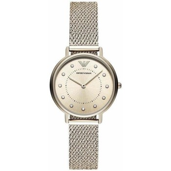 Watches & Jewellery  Women Analogue watches Armani AR11129 Quartz Crystal Pink Dial Ladies Watch parent