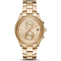 Watches & Jewellery  Women Analogue watches MICHAEL Michael Kors MK6464 Briar Gold Tone Dial Ladies Watch parent