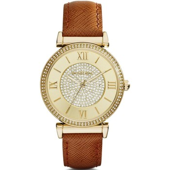 Watches & Jewellery  Women Analogue watches MICHAEL Michael Kors MK2375 Champagne Crystal Pave Dial Ladies Watch parent