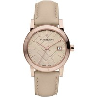 Watches & Jewellery  Women Analogue watches Burberry BU9109 The City Rose Gold Tone Women's Watch parent