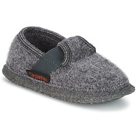 Shoes Children Slippers Giesswein TURNBERG Grey