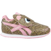 Shoes Children Low top trainers Reebok Sport Royal CL Jogger Brown
