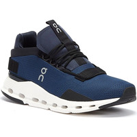 Shoes Men Running shoes On Running Cloud Nova Mens Navy / White Trainers Navy