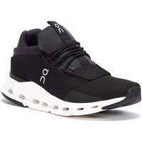 Shoes Men Low top trainers On Running Cloud Nova Mens Phantom / White Trainers Black
