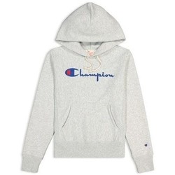 Clothing Women Sweaters Champion Reverse Weave Hooded Grey
