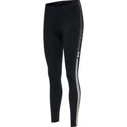 Clothing Women Leggings Hummel Legging femme  hmlLGC blair mw noir