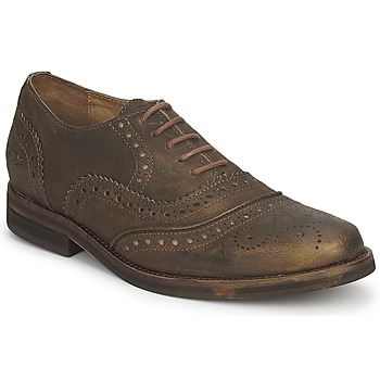 Shoes Women Brogues Dkode MAGNA Kaki